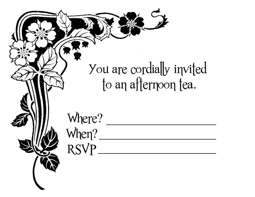 Farewell Party Invitation Template 03