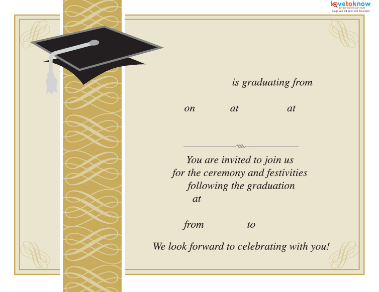 Farewell Party Invitation Template 12