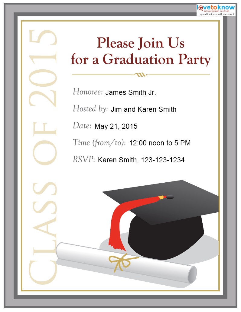 Farewell Party Invitation Template 20