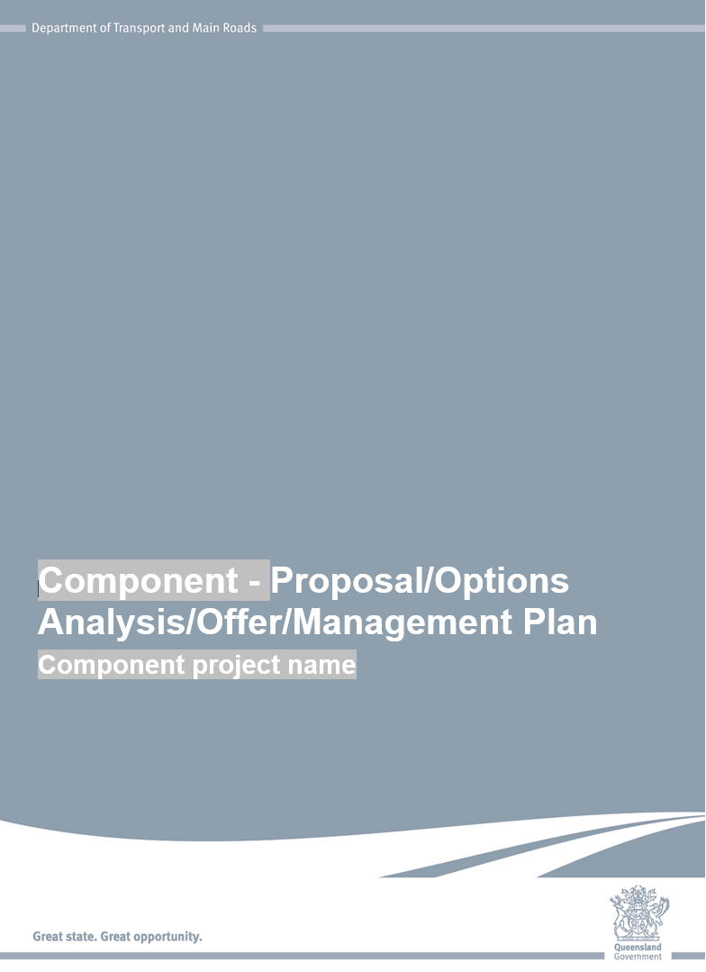 Project Funding Proposal Template 01