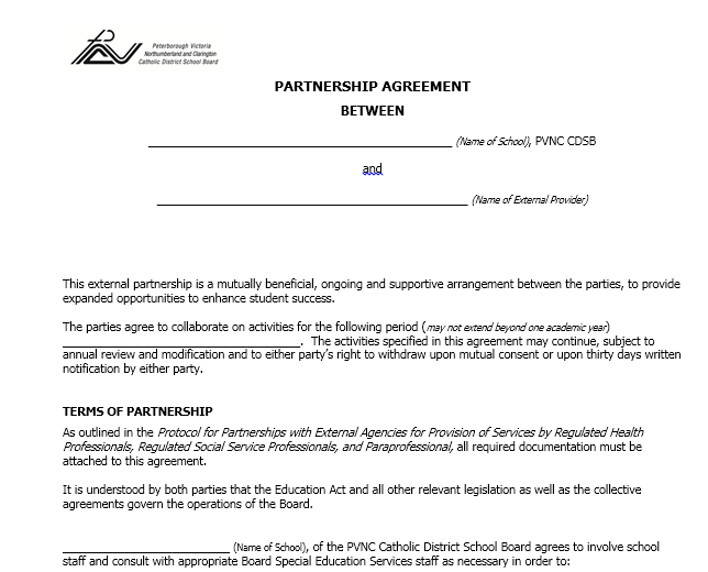 Strategic Partnership Agreement Templates 33 Free Templates