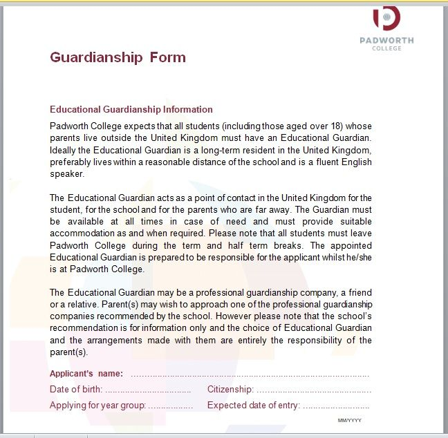 Background Check Form Template 08