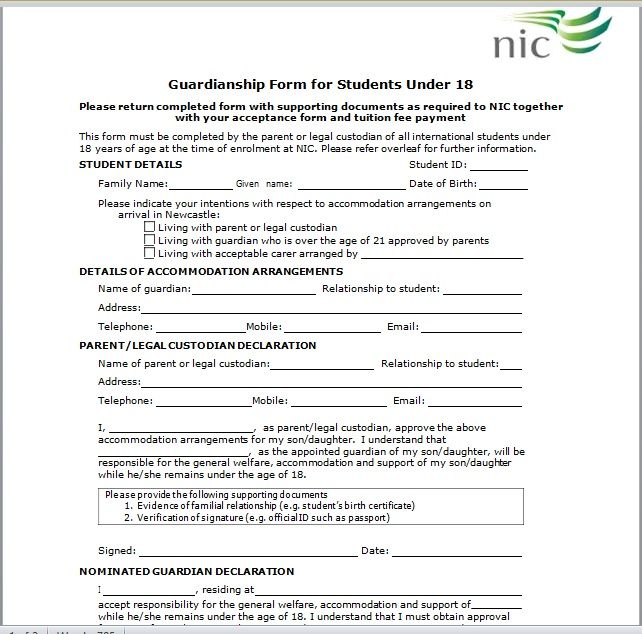 Background Check Form Template 18