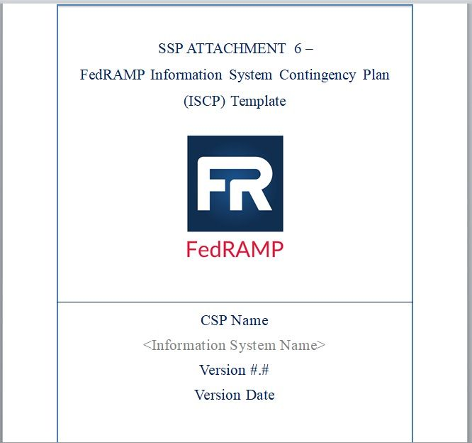 Contingency Plan Template 04