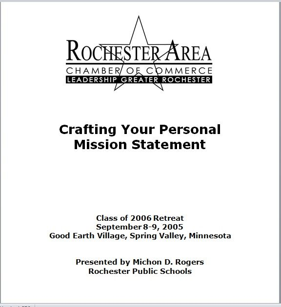 Importance Of Mission Statement In Business 04