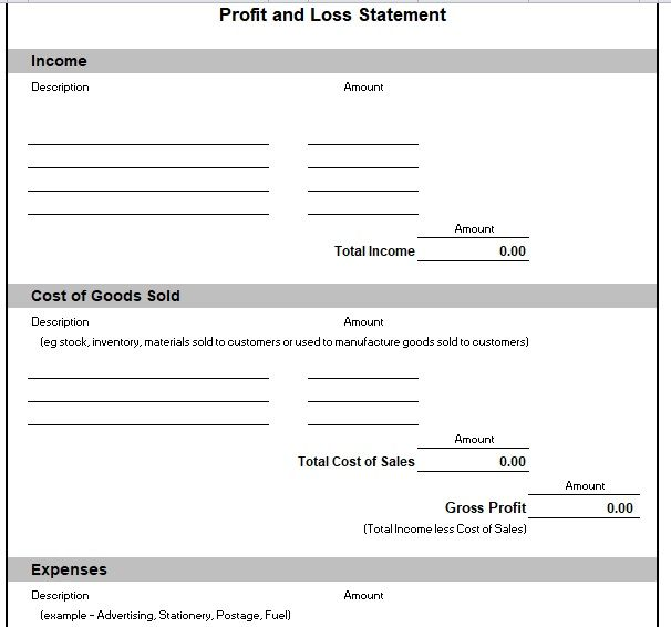 Industry Analysis – Market Trends Template 05