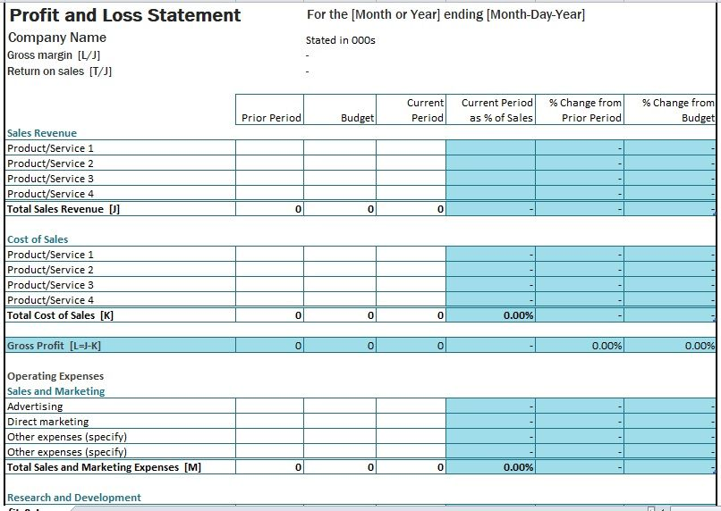 Industry Analysis – Market Trends Template 07