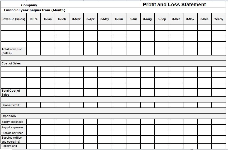 Industry Analysis – Market Trends Template 11