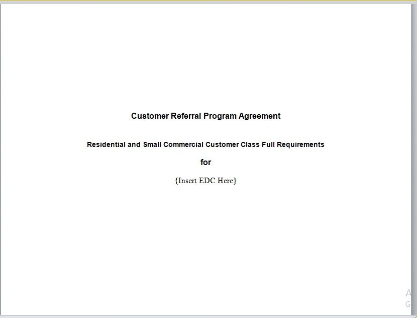 Referral Agreement Template 06